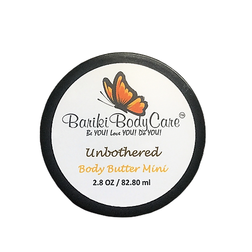 Unbothered Body Butter Mini
