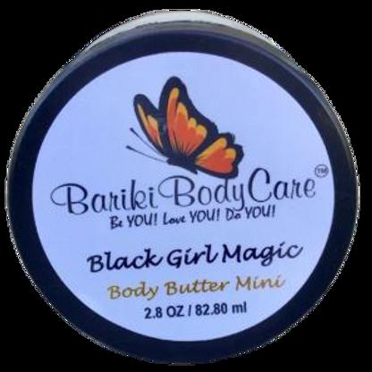 Black Girl Magic Body Butter Mini