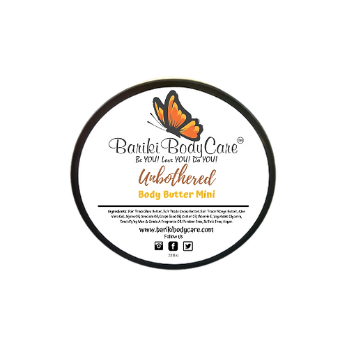 Unbothered Body Butter Mini - 2.5 FL OZ