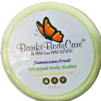 Jamaican Fruit Body Butter