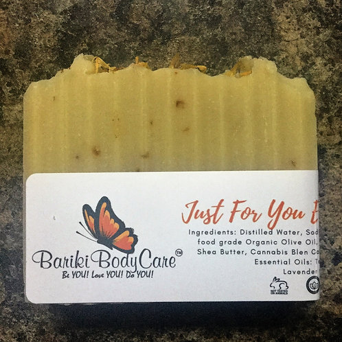 Just For You - Eczema Soap