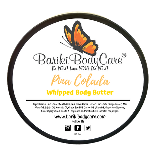 Pina Colada Whipped Body Butter - 8.5 FL OZ