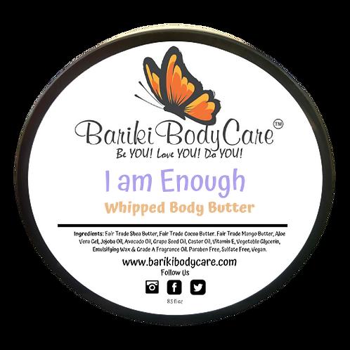 I am Enough Whipped Body Butter - 8.5 FL OZ