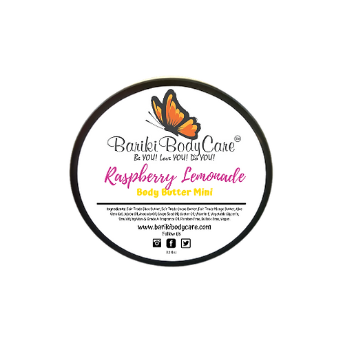 Raspberry Lemonade Body Butter Mini - 2.5 FL OZ