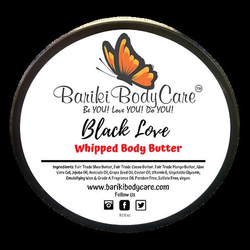 Black Love Whipped Body Butter - 8.5 FL OZ