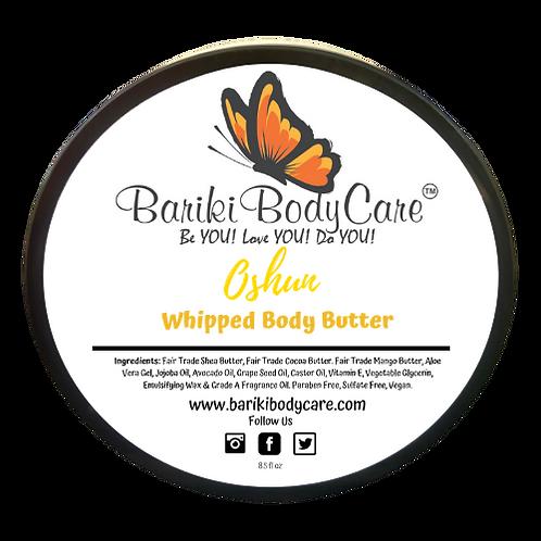 Oshun Whipped Body Butter - 8.5 FL OZ
