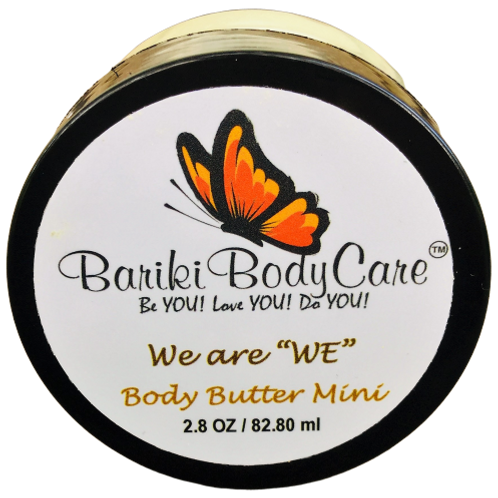 """We are """"WE"""" Body Butter Mini"""
