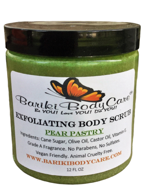 Pear Pastry Body Scrub