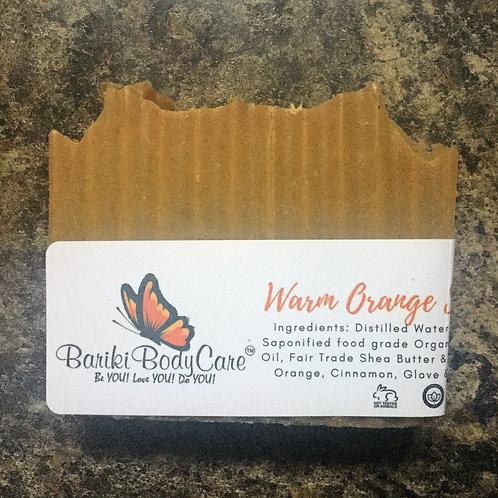 Warm Orange Spice