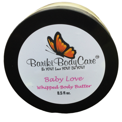 Baby Love Whipped Body Butter