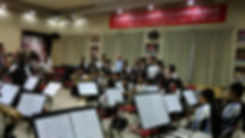 Thomas Palmatier in Beijing, Chinna after a band clinic