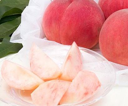 Fukushima White Peach