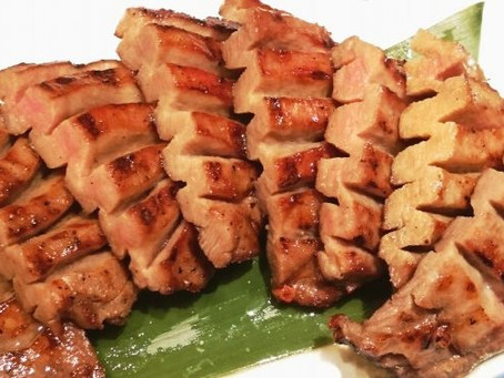 Beef Tongue: Sendai's Most Popular Specialty