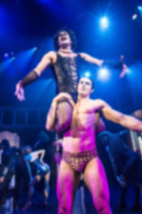 THE ROCKY HORROR SHOW at the Wolverhampt