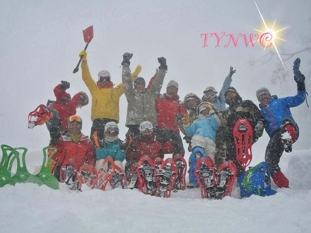 Snow Shoe 小谷村