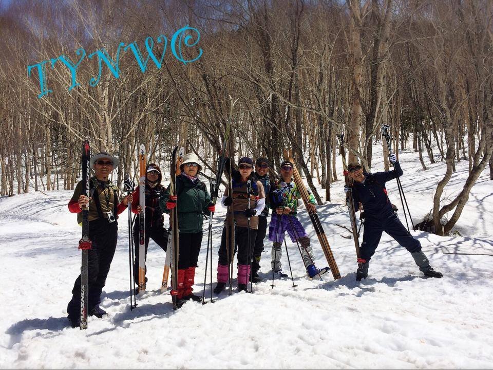 歩くスキー体験 志賀高原