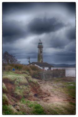 119 - Hale Lighthouse  By Tony Higginson