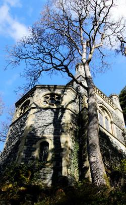 141 - The Mausoleum at Bodant By Glynn Marsden