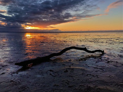 94 - Low Tide at Formby Beach  By Steph Williamson