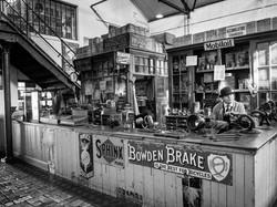 Mono-01-1930s Garage-Jim Small