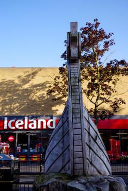 86 - Do Vikings shop at Iceland By Tony Higginson
