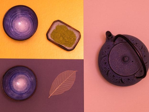 Colour 1st - Christine Reynolds;Tea Time Japanese Style