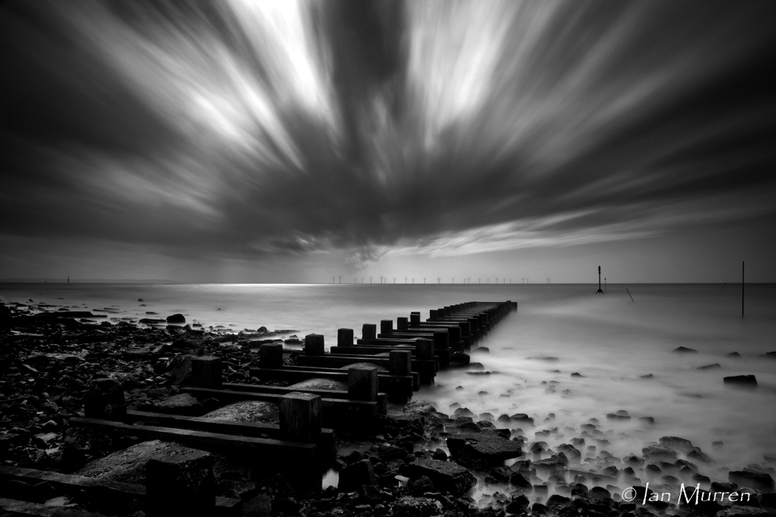 Mono 2nd Hightown Pier long exposure