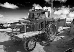 Mon 04 Sea Tractor, John Crooks