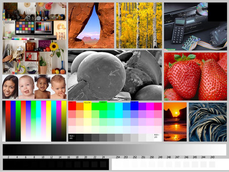 How to calibrate your Desktop Screen for colour accuracy:-