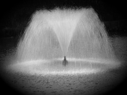 166 - Fountain By Andy Bold