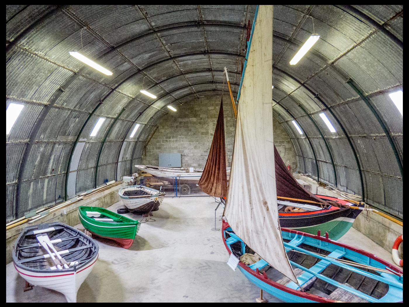 DPI 3 - Inside the boatshed - Wendy Graham