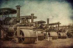 173 - Old Steam  By Tim Baker