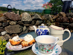 01;Stephanie Wiliamson;Afternoon tea