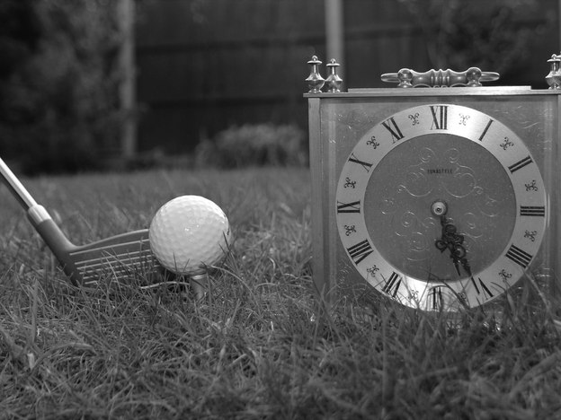 Mono Commended - Roger Walsh;Did you say Tee Time