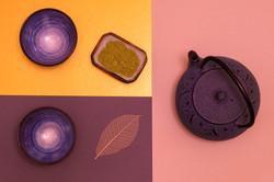 182 - Tea Japanese style  By Christine Reynolds