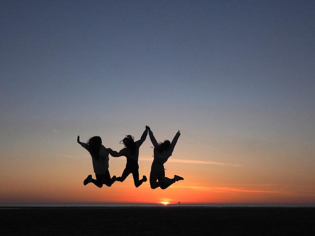 1st Colour -  SteveBirchall; Sunset Joy