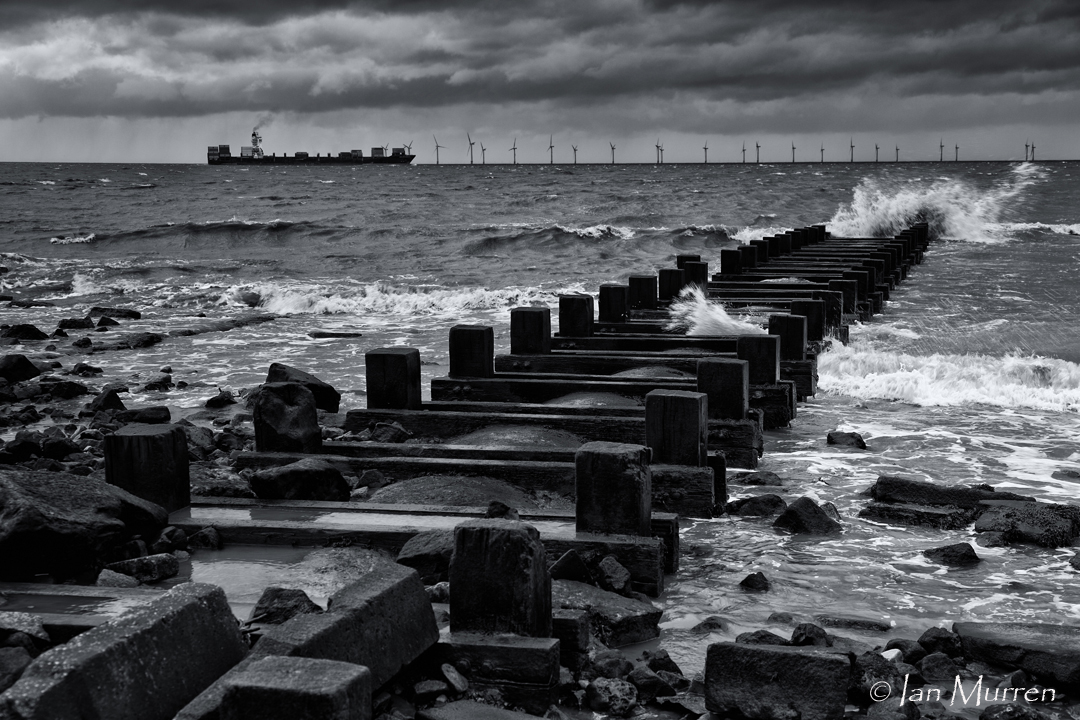 Mono 3rd Hightown Pier Spring Tide