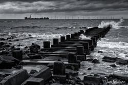 Mono 3rd Hightown Pier Spring Tide