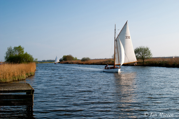 DPI 5 - Billowing Sails - Ian Murren