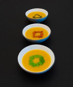 145 - A trio of soups By Christine Reynolds