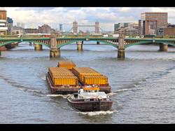 DPI 02 Barging through London, MichaelMothershaw