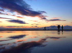 95 - Sunset Stroll By Steve Birchall