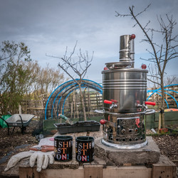 148 - Allotment Brew By Wendy Graham
