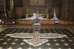 131 - Peace Altar and Remembrance Dove By Roger Walsh