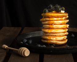 174 - Pancake Stack BY Anita Abdous
