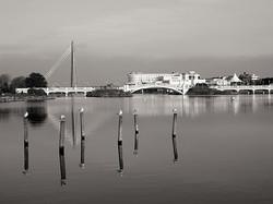 128 - Marine Lake By Andy Bold