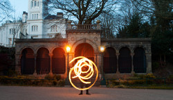 163 - Fire Dancer By Amanda Scott-Norton