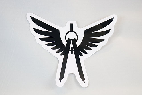 Logo Sticker without text