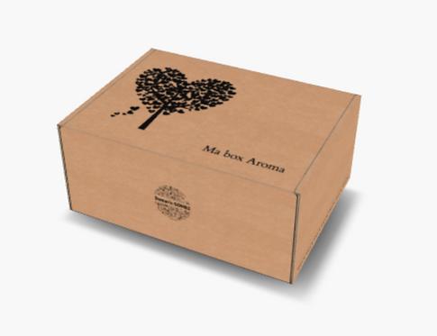 Box Aroma Les 4 Huiles essentielles pour commencer