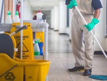 Minsalud adopta protocolo adicional de bioseguridad para actividades de limpieza y aseo domestico